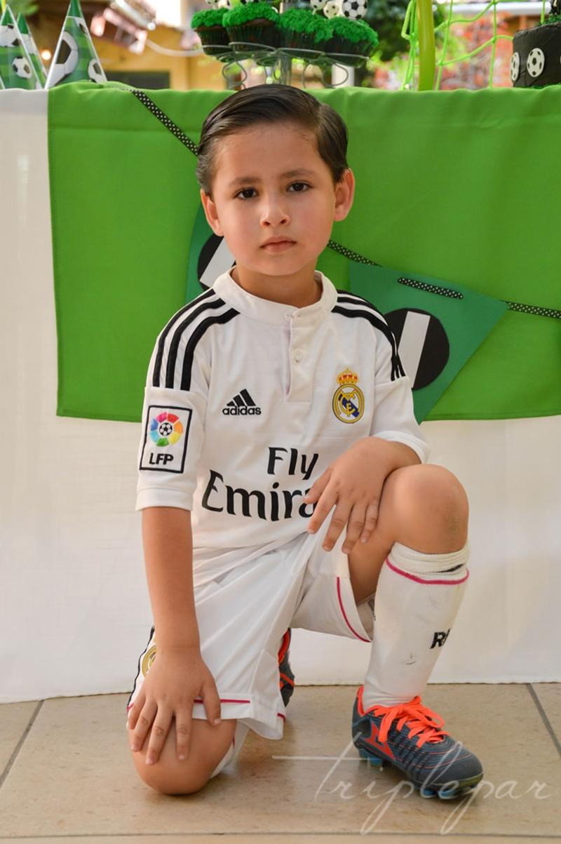Diego 5 años