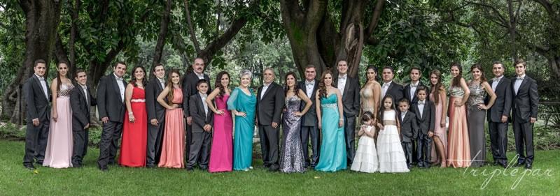 Familia Reunida, Aniversario Martha & Humberto