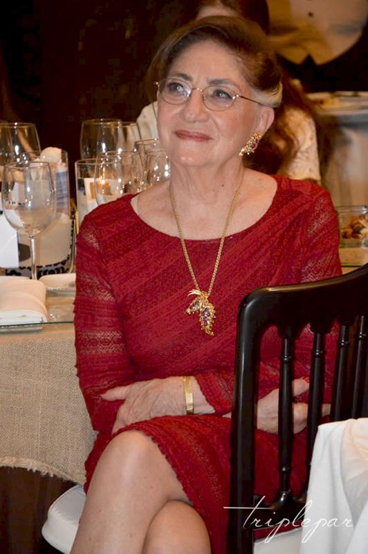 Cumpleaños 70 Paulette