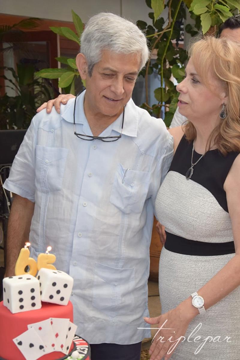 Cumpleaños 65 Ricardo