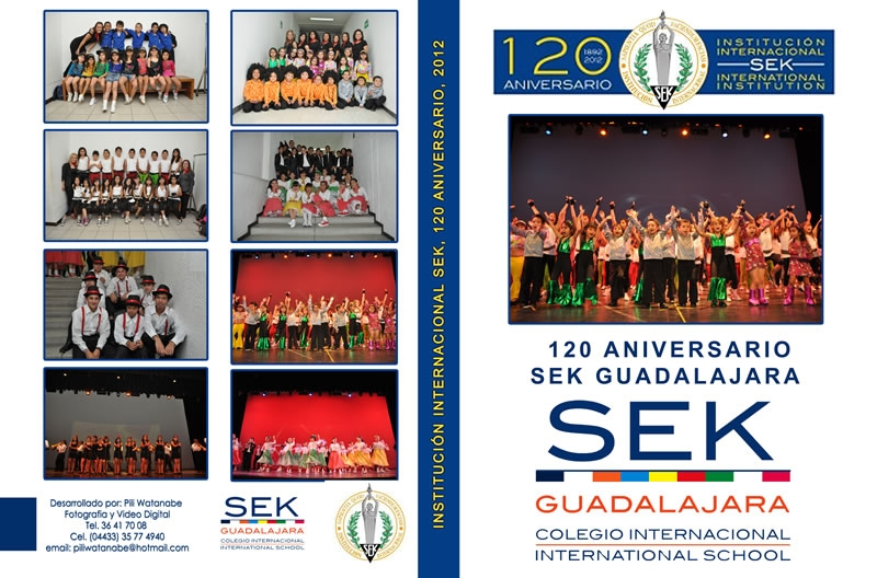Portada DVD Instituto Internacional SEK