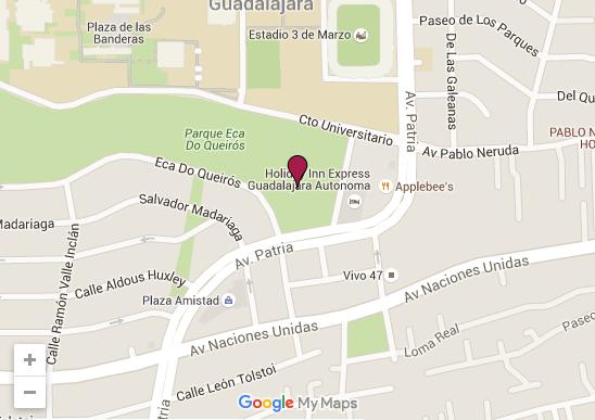 Kubo Salón De Eventos En Guadalajara Triplepar