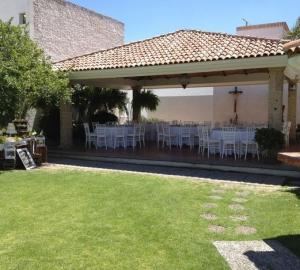Jardin Terraza Salon de eventos Fotos y Video Triplepar 001