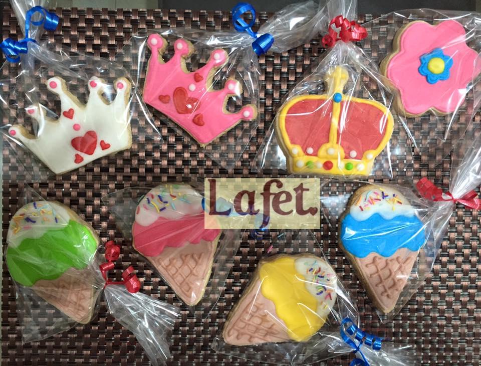 Lafet Pasteles Fondant Cupcakes Y Galletas En Todo