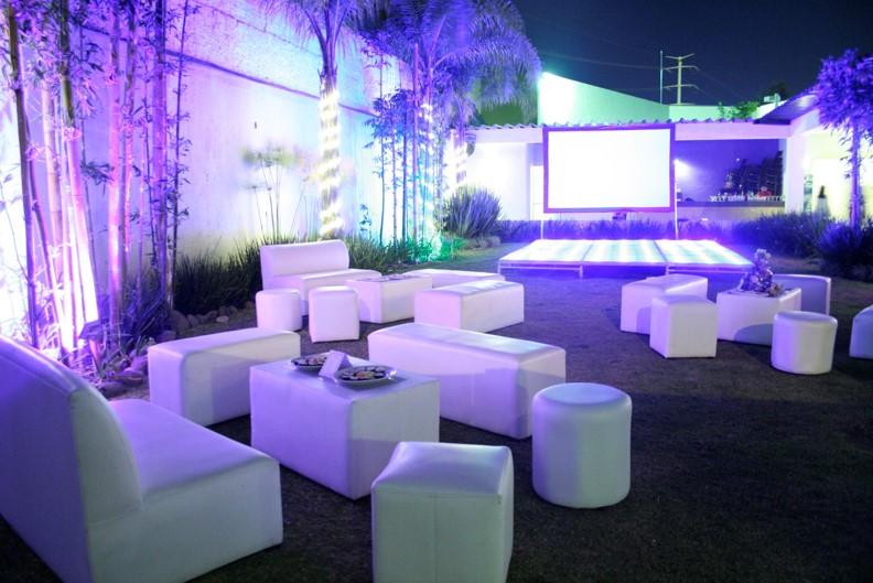 La morada terraza de eventos en zapopan triplepar for Bodas en jardin en monterrey
