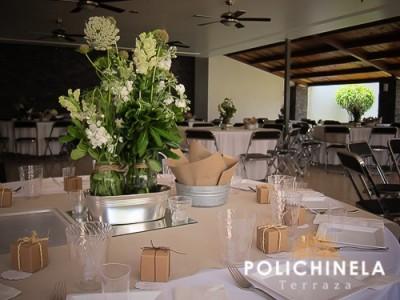 Terraza Polinchinela Salón De Eventos Guadalajara Triplepar