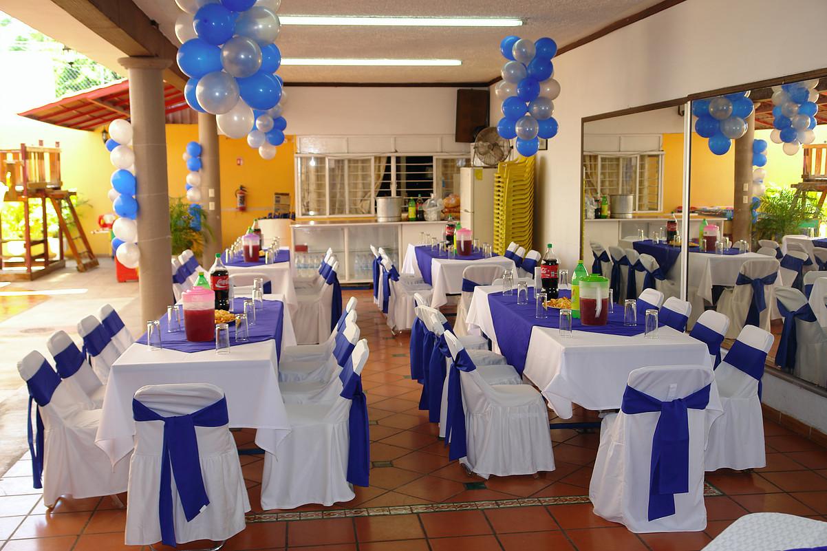 Salón Dino Terraza De Eventos Guadalajara Triplepar