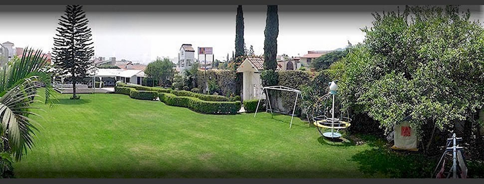 Terraza jard n los arcos zapopan triplepar for Jardin infantil los pinos